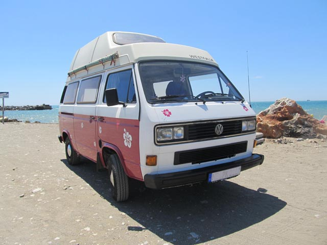 91d2e7f4d7 VW T3 Campers Rental and Hire Malaga Spain